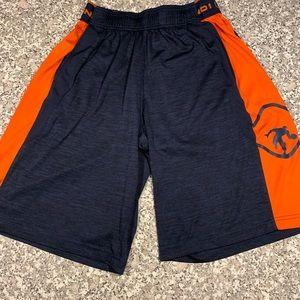 And 1 athletic shorts size medium GUC